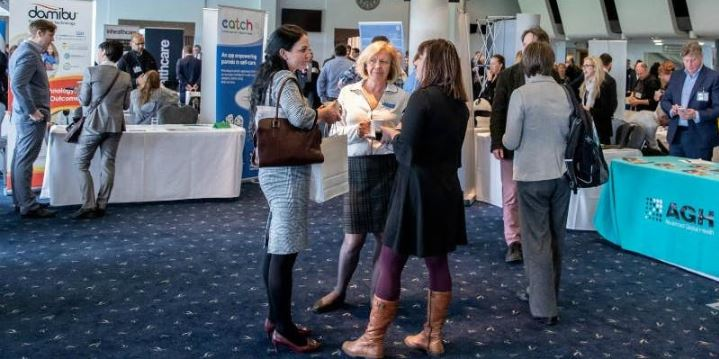 ECO 18: Innovating to meet NHS and social care workforce challenge